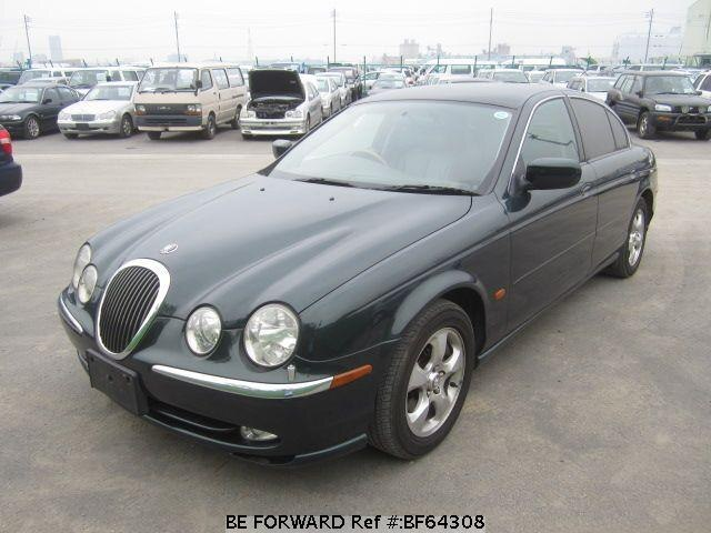 Used 2001 JAGUAR S-TYPE BF64308 for Sale