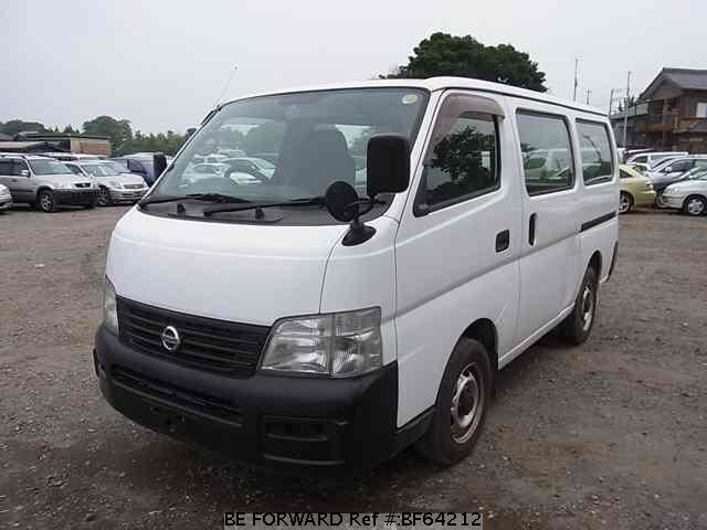 Used 2002 NISSAN CARAVAN VAN BF64212 for Sale