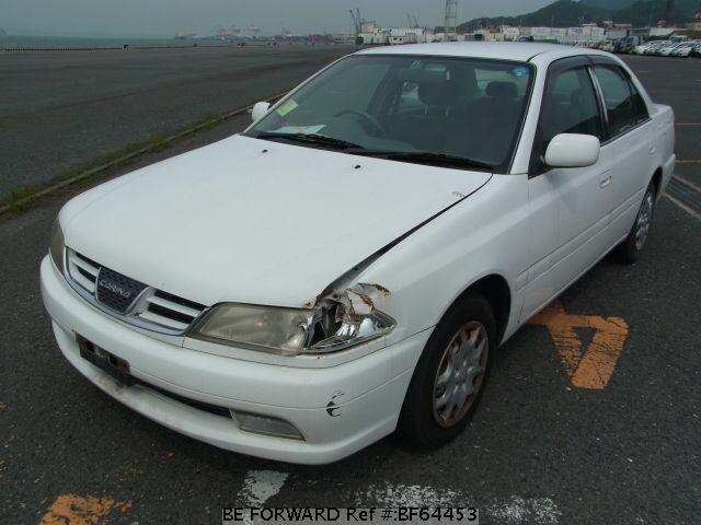 Used 1999 TOYOTA CARINA BF64453 for Sale