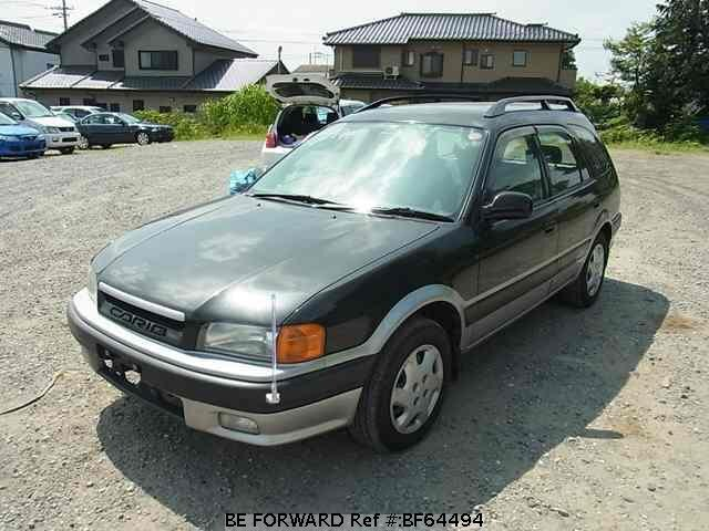 Used 1996 TOYOTA SPRINTER CARIB BF64494 for Sale