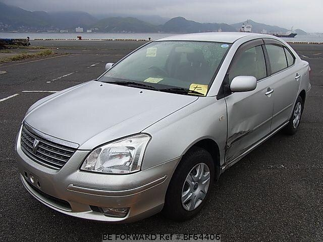 Used 2002 TOYOTA PREMIO BF64406 for Sale