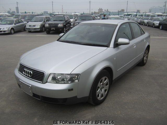 Used 2002 AUDI A4 BF64316 for Sale