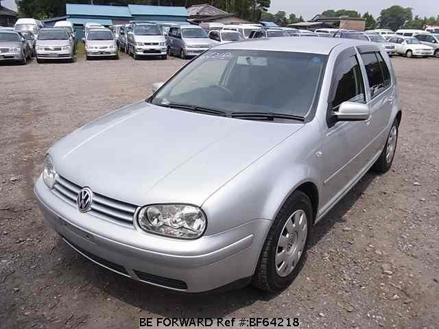 Used 2003 VOLKSWAGEN GOLF BF64218 for Sale
