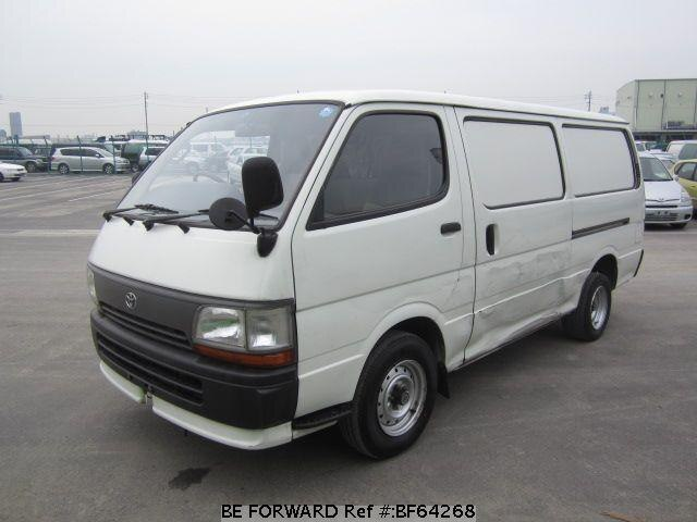 Used 1996 TOYOTA HIACE VAN BF64268 for Sale