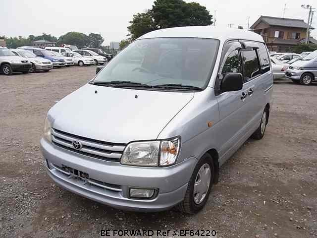 Used 1997 TOYOTA TOWNACE NOAH BF64220 for Sale