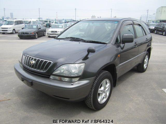 Used 2000 TOYOTA HARRIER BF64324 for Sale