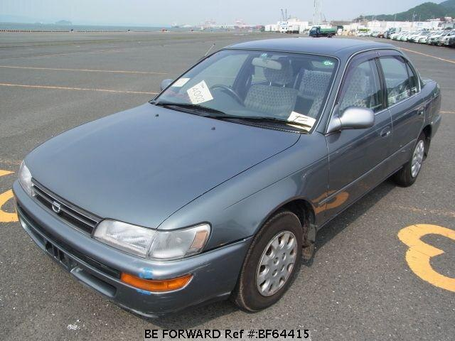 Used 1993 TOYOTA COROLLA SEDAN BF64415 for Sale