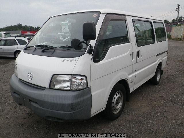 Used 2004 MAZDA BONGO VAN BF64226 for Sale