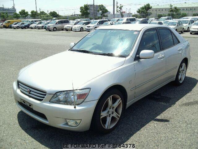 Used 1999 TOYOTA ALTEZZA BF64378 for Sale