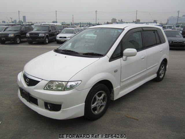 Used 2003 MAZDA PREMACY BF64280 for Sale