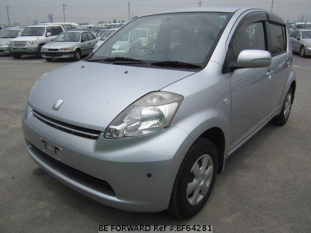 Used 2005 TOYOTA PASSO BF64281 for Sale