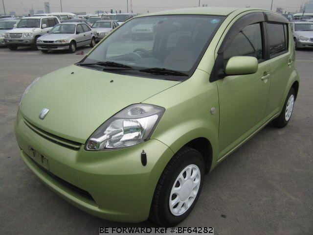 Used 2005 TOYOTA PASSO BF64282 for Sale