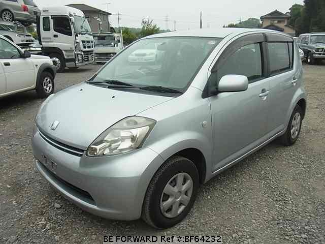 Used 2005 TOYOTA PASSO BF64232 for Sale