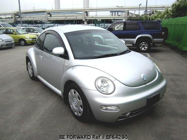 Used 2001 VOLKSWAGEN NEW BEETLE BF64290 for Sale