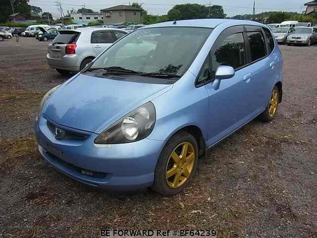 Used 2001 HONDA FIT BF64239 for Sale