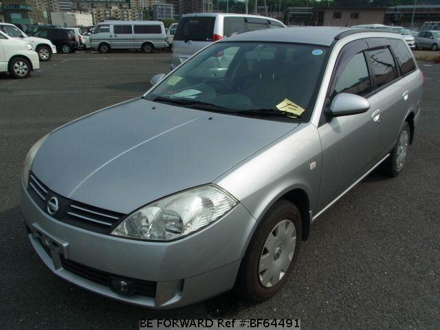 Used 2003 NISSAN WINGROAD BF64491 for Sale