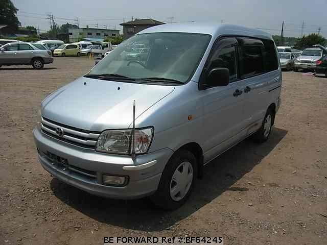 Used 1997 TOYOTA TOWNACE NOAH BF64245 for Sale
