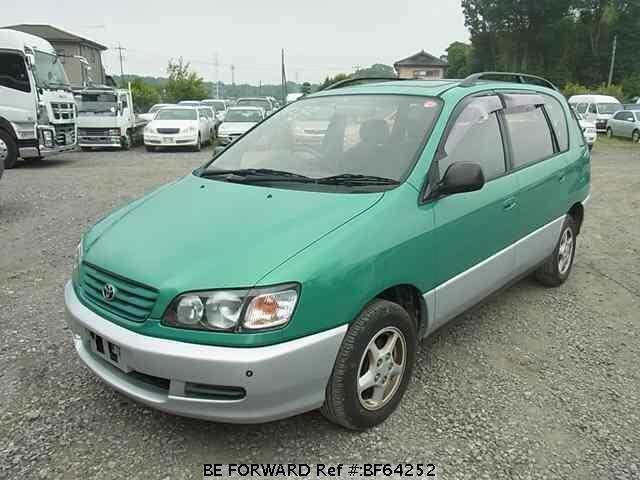 Used 1997 TOYOTA IPSUM BF64252 for Sale