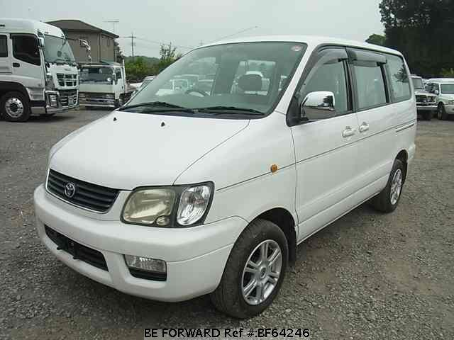 Used 1999 TOYOTA LITEACE NOAH BF64246 for Sale