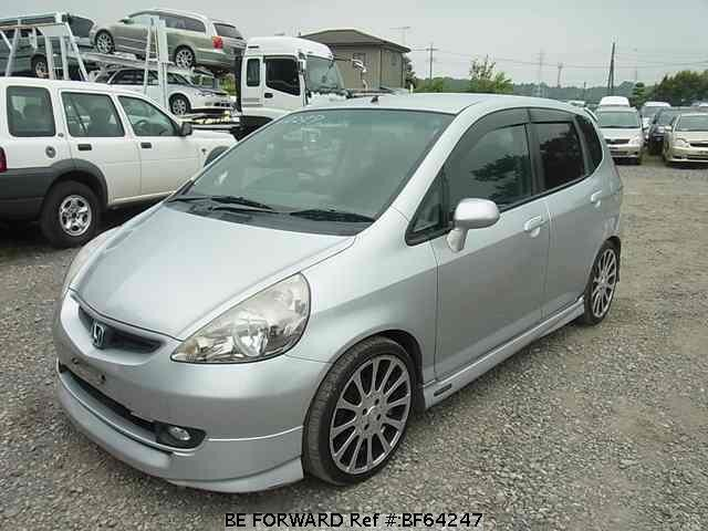 Used 2003 HONDA FIT BF64247 for Sale
