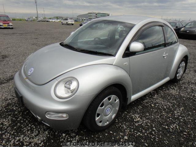 Used 2000 VOLKSWAGEN NEW BEETLE BF64554 for Sale