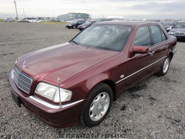 Used 1997 MERCEDES-BENZ C-CLASS BF64562 for Sale