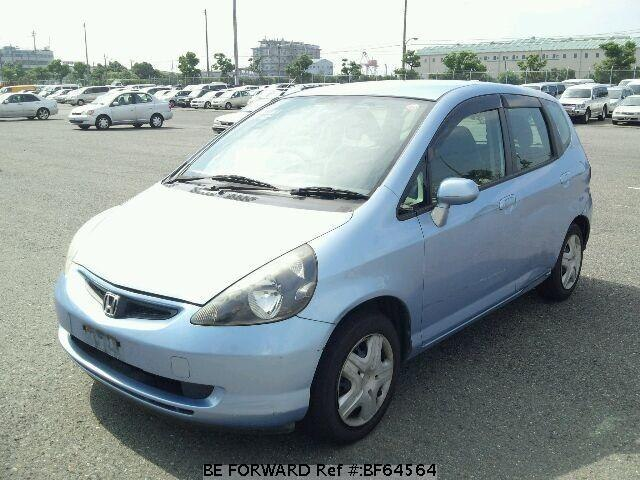Used 2002 HONDA FIT BF64564 for Sale
