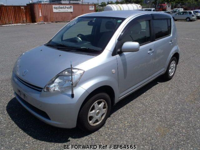 Used 2005 TOYOTA PASSO BF64565 for Sale