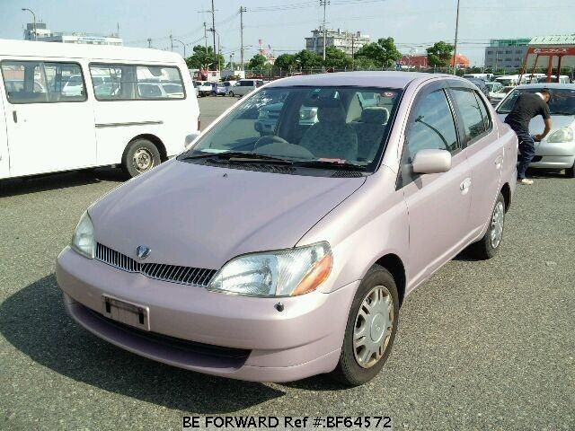 Used 2000 TOYOTA PLATZ BF64572 for Sale