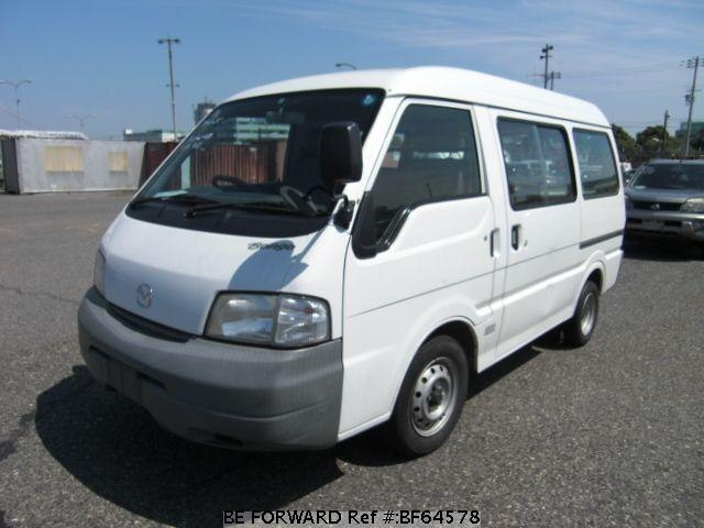 Used 2003 MAZDA BONGO VAN BF64578 for Sale
