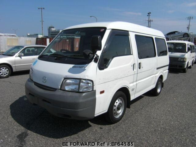 Used 2006 MAZDA BONGO VAN BF64585 for Sale