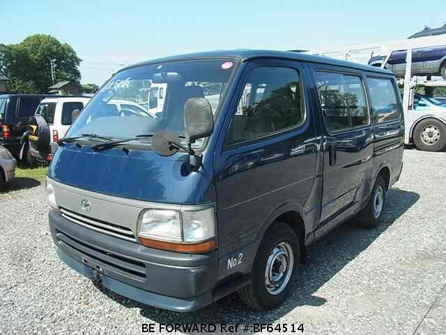 Used 1994 TOYOTA HIACE VAN BF64514 for Sale