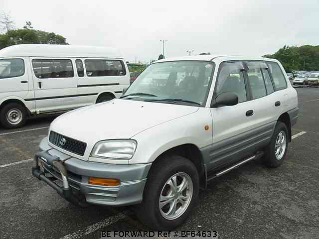 Used 1996 TOYOTA RAV4 BF64633 for Sale