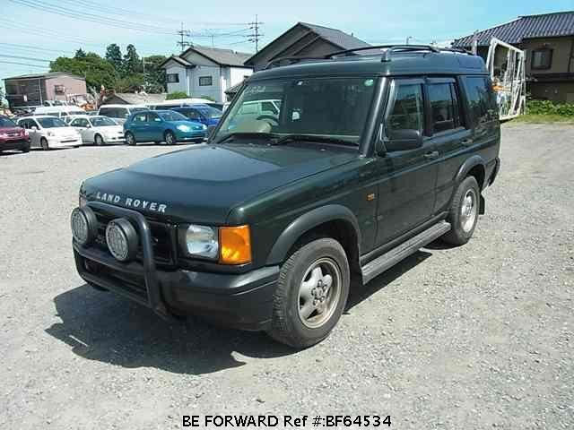 Used 1999 LAND ROVER DISCOVERY BF64534 for Sale