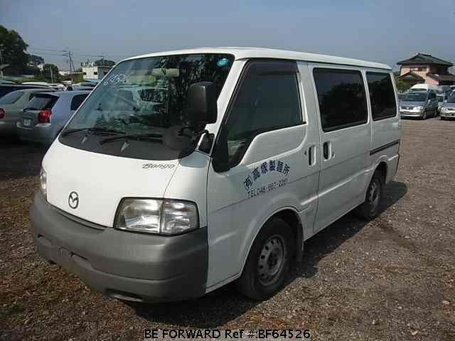 Used 2001 MAZDA BONGO VAN BF64526 for Sale
