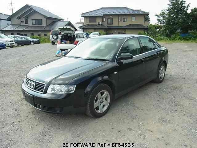 Used 2001 AUDI A4 BF64535 for Sale