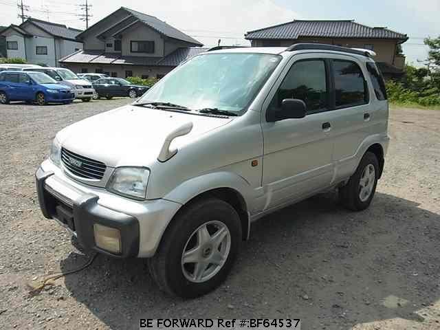 Used 1997 DAIHATSU TERIOS BF64537 for Sale
