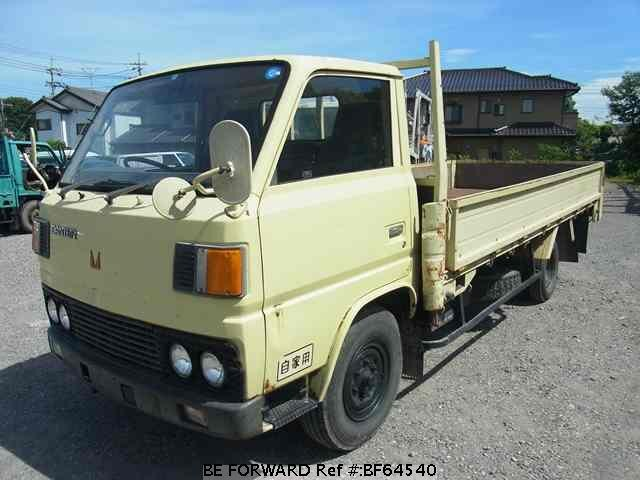Used 1979 MITSUBISHI CANTER BF64540 for Sale