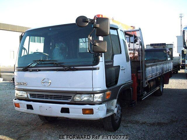 Used 1996 HINO RANGER YT00773 for Sale