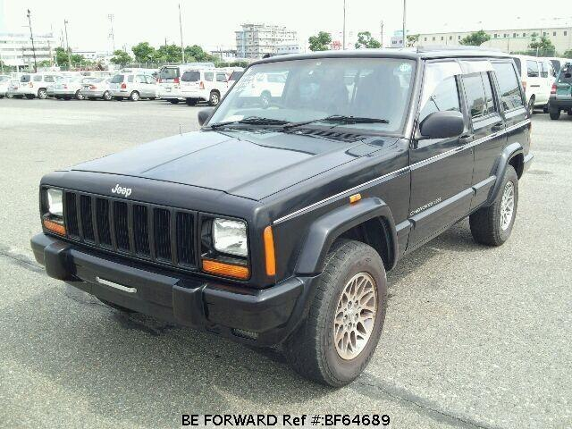 Used 1997 JEEP CHEROKEE BF64689 for Sale