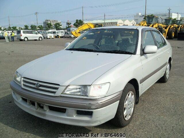 Used 1996 TOYOTA CORONA PREMIO BF64690 for Sale
