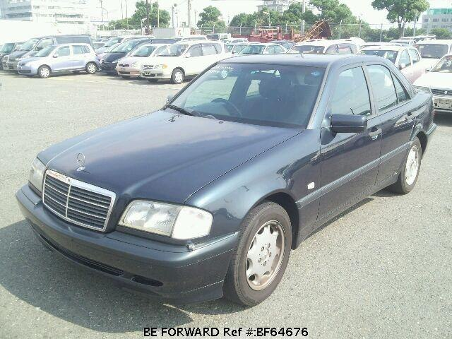 Used 1997 MERCEDES-BENZ C-CLASS BF64676 for Sale