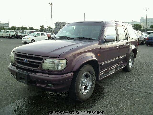 Used 1998 FORD EXPLORER BF64699 for Sale