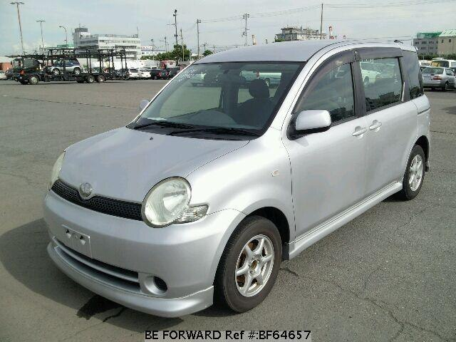 Used 2004 TOYOTA SIENTA BF64657 for Sale