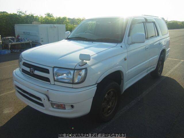 Used 1998 TOYOTA HILUX SURF BF64783 for Sale