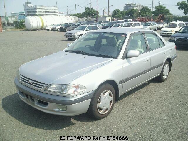 Used 1997 TOYOTA CARINA BF64666 for Sale