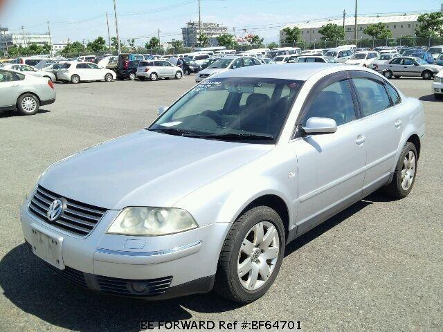 Used 2001 VOLKSWAGEN PASSAT BF64701 for Sale