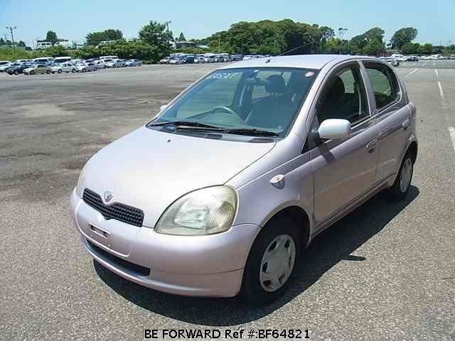 Used 1999 TOYOTA VITZ BF64821 for Sale
