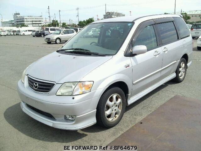 Used 2001 MAZDA MPV BF64679 for Sale