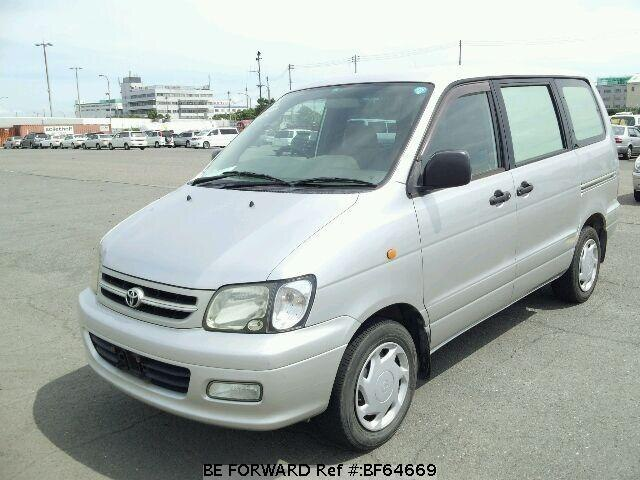 Used 1999 TOYOTA TOWNACE NOAH BF64669 for Sale